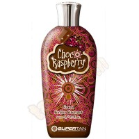Supertan Choco Raspberry 200ml