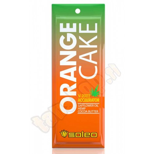 Soleo Orange Cake 15ml
