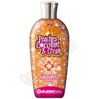 Supertan Peaches & Coconut Cream 200ml