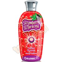 Supertan Strawberry & Maracuya 200ml