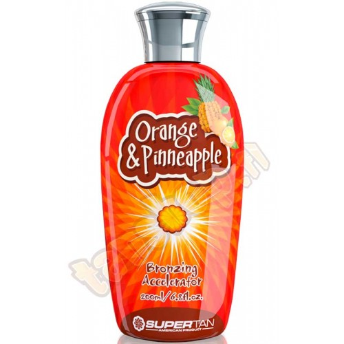 Supertan Orange & Pinneapple 200ml