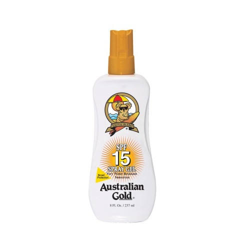 Australian Gold Suihkegeelit SPF 15