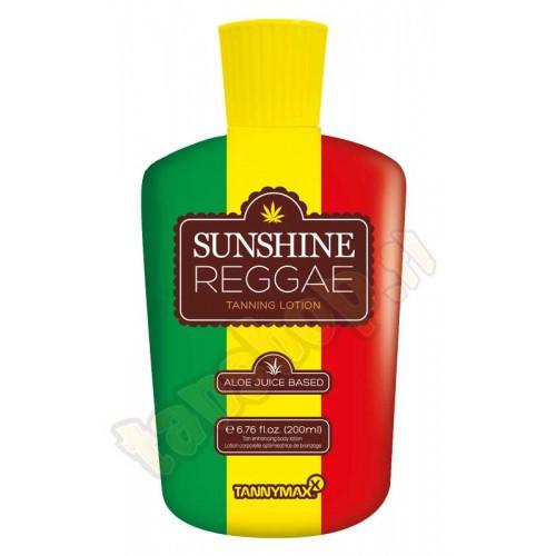 Tannymaxx Sunshine Reggae Tanning Lotion 200ml